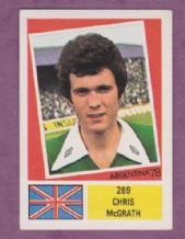 Northern Ireland Chris McGrath Tulsa Roughnecks 289
